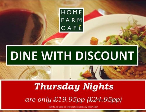 DINE WITH DISCOUNT